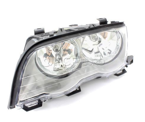 BMW Halogen Headlight Assembly Left - Genuine BMW 63126908221