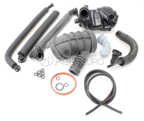 BMW Cold Climate PCV Breather System Kit - 11617533400KT3