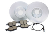 BMW Brake Kit - Brembo/Akebono 34116793245KTF3