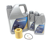 BMW 5W30 Oil Change Kit - 11427566327KT1