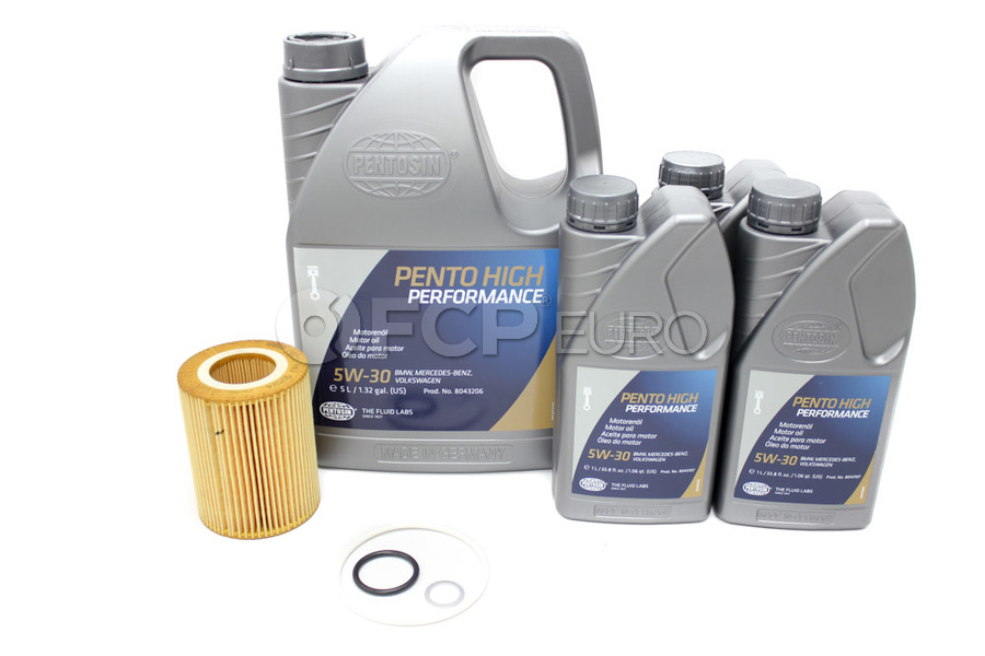 volvo oil change kit 5w 30 pentosin kit p35w30service1v3. Black Bedroom Furniture Sets. Home Design Ideas