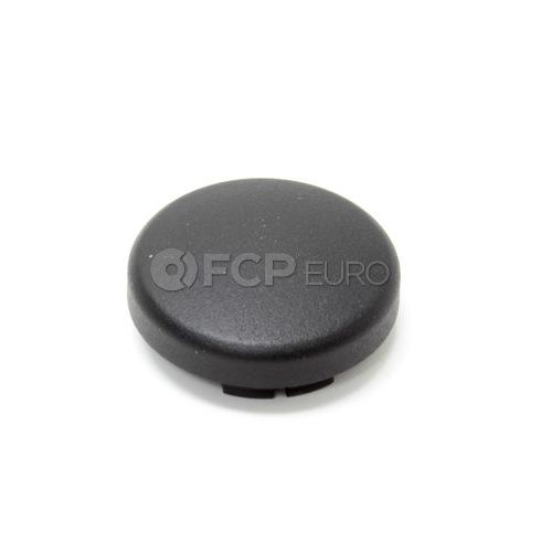 BMW Headlight Switch Knob Cover - Genuine BMW 61318400003