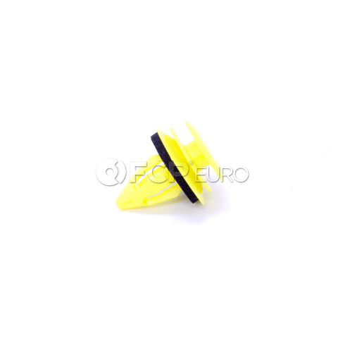 BMW Clip Yellow - Genuine BMW 51417056298