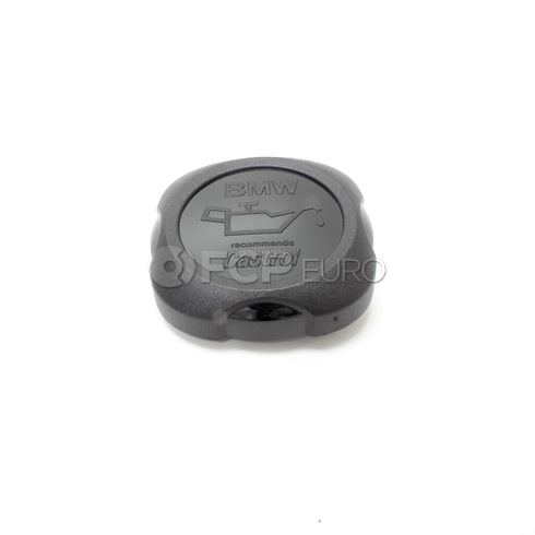 BMW Engine Oil Filler Cap - Genuine BMW 11127560481