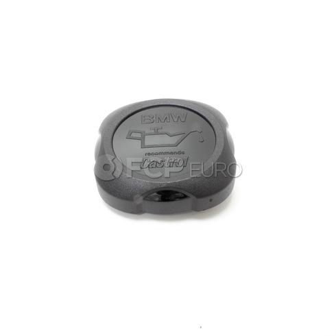 BMW Engine Oil Filler Cap - Genuine BMW 11127560481