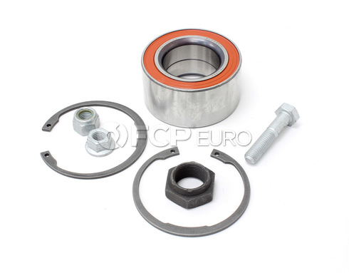 Audi Wheel Bearing Kit (80 Quattro 90 Quattro 4000) - FAG 443498625
