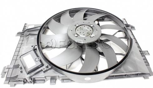 Mercedes Engine Cooling Fan Assembly - Genuine Mercedes 2035001093
