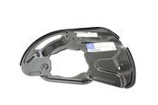 Mercedes Brake Dust Shield - Genuine Mercedes 2044211320