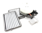 Mercedes Blower Motor Replacement Kit - Nissens CCKT1