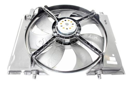 Mercedes Cooling Fan Motor (CLK320 SLK32 AMG SLK320) - Nissens 0005401688