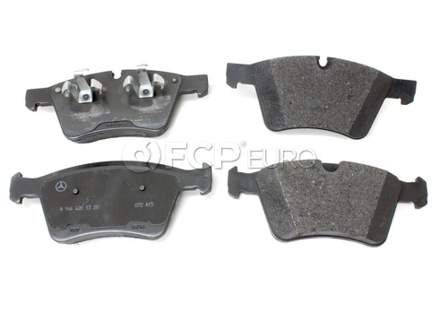 Mercedes Disc Brake Pad Front (GL320) - Genuine Mercedes 1644202520