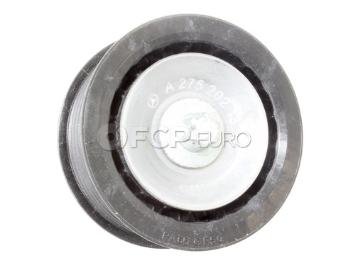 Mercedes Drive Belt Idler Pulley - Genuine Mercedes 2752021319