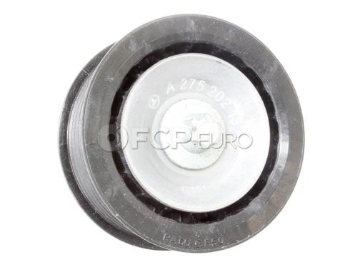 Mercedes Drive Belt Idler Pulley - Genuine Mercedes 2752021319