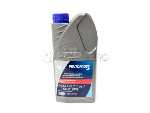 Pentosin NF Coolant / Antifreeze (1.5 Liters)  - Pentosin 8114117