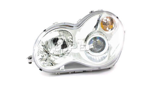 Mercedes Headlight Assembly - Genuine Mercedes 2038203959