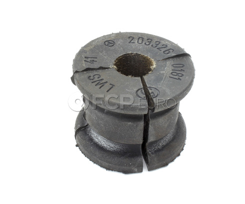Mercedes Suspension Stabilizer Bar Bushing Rear (C240 C320 CLK320 CLK550) - Genuine Mercedes 2033260181