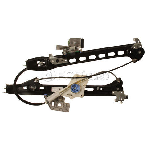 Mercedes Window Regulator Rear Left (CLS500 CLS55 AMG CLS63 AMG) - Genuine Mercedes 2197300946