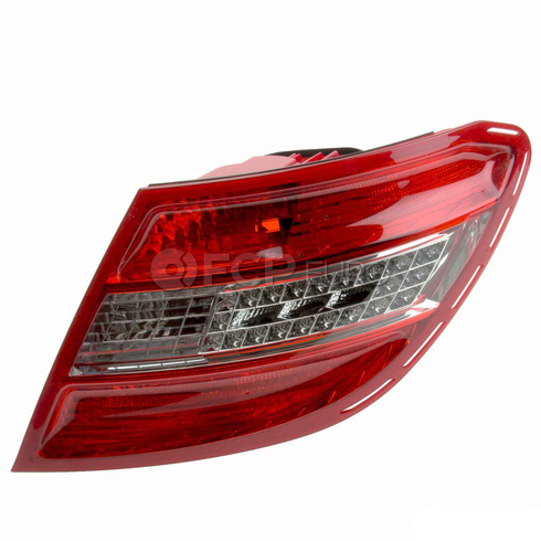 Mercedes Tail Light (C300 C350 C63 AMG) - Genuine Mercedes 2048202264