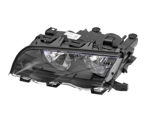 BMW Headlight Assembly Left (320i 323i 325i) - ZKW 63126906495
