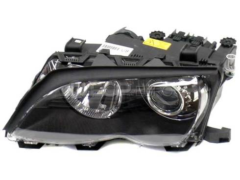 BMW Headlight Assembly Xenon Left - ZKW 63127165833