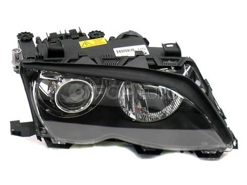 BMW Headlight Assembly Xenon Right - ZKW 63127165834