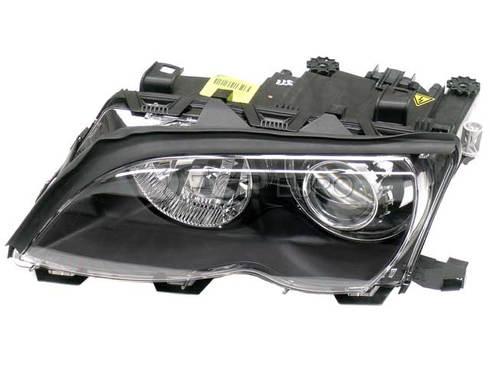 BMW Headlight Assembly Xenon Left - Magneti Marelli 63127165779
