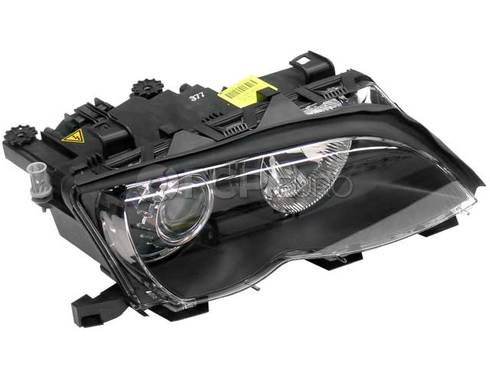BMW Headlight Assembly Xenon Right - Magneti Marelli 63127165780