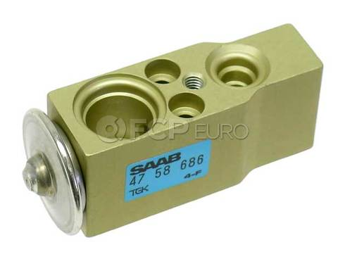 Saab A/C Expansion Valve (9-3) - ACM 4758686