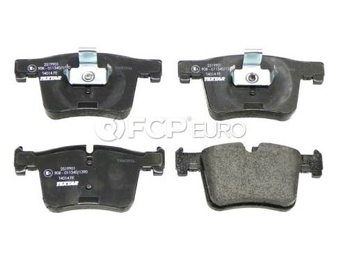 BMW Brake Pad Set (X3 X4) - Akebono EUR1561