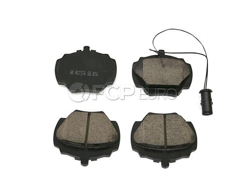 Land Rover Brake Pad Set - Akebono EUR518