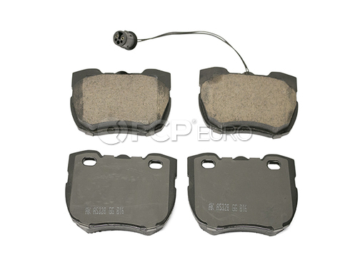 Land Rover Brake Pad Set (Discovery Range Rover) - Akebono EUR520