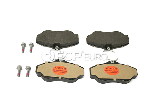 Land Rover Disc Brake Pad Front (Range Rover Discovery) - Akebono EUR676