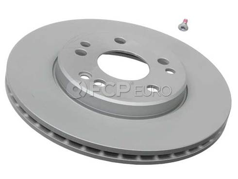 Mercedes Brake Disc - ATE 124421161264