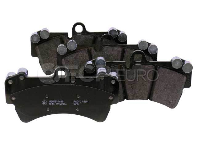 Audi VW Porsche Brake Pad Set - ATE LD4993