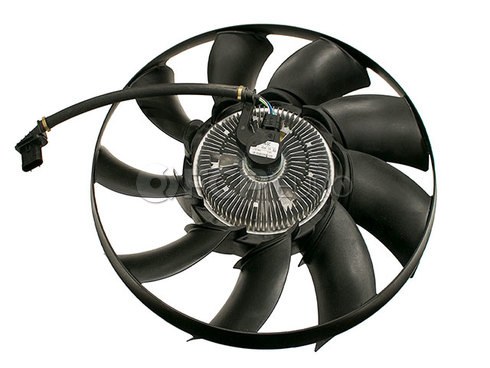 Land Rover Cooling Fan Assembly (Range Rover Sport) - Behr PGG500280