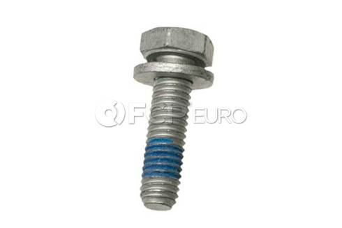BMW Hex Bolt With Washer (M6X22U1Zns3) - Genuine BMW 07119905485