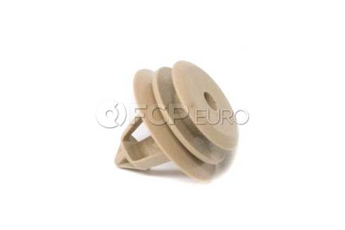 BMW Clip Beige - Genuine BMW 07147133419