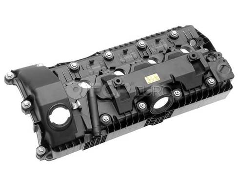 BMW Valve Cover Right - Genuine BMW 11127563474
