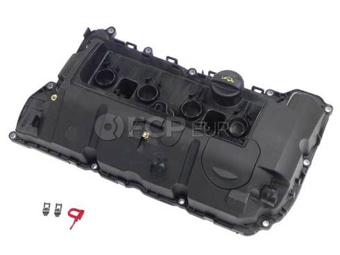 Mini Cooper Engine Valve Cover - Genuine Mini 11127646554