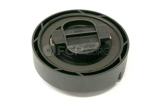 BMW Oil Filler Cap - Genuine BMW 11128655331