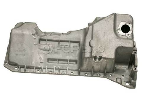 BMW Oil Pan (128i 528i Z4) - Genuine BMW 11137552414