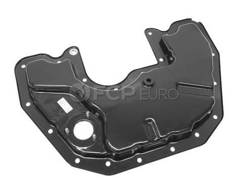 BMW Engine Oil Pan Lower (545i 550i 650i 760i) - Genuine BMW 11137574532