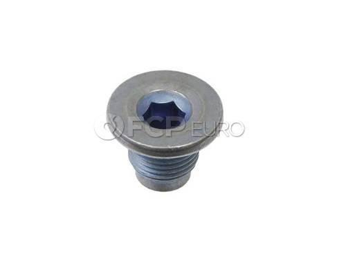 Mini Cooper Engine Oil Drain Plug - Genuine Mini 11137585928