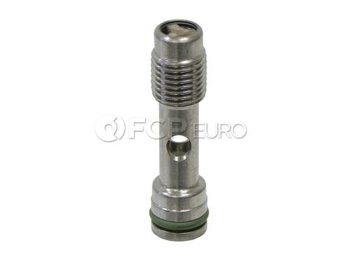 BMW Cylinder Head Oil Check Valve (E53 E60 E65 E66) - Genuine BMW 11367539857