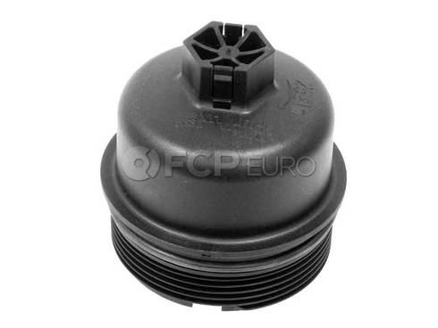 MINI Cooper Engine Oil Filter Cover - Genuine MINI 11427557011