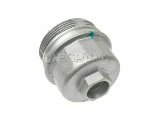 MINI Cooper Engine Oil Filter Cover - Genuine MINI 11427563763