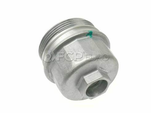 MINI Cooper Engine Oil Filter Cover - Genuine MINI 11427563763