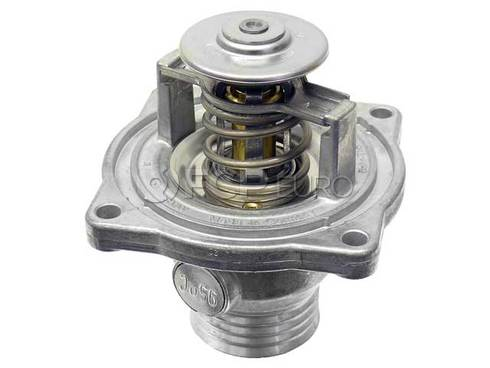 BMW Engine Coolant Thermostat Housing (840Ci) - Genuine BMW 11531745476