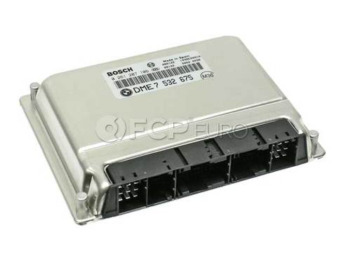 BMW Engine Control Module (540i X5 Z8) - Genuine BMW 12147533707