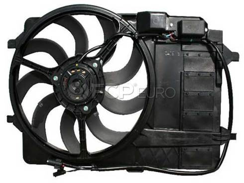 Mini Cooper Engine Cooling Fan Assembly - Genuine Mini 17101475577